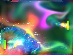 Plasma Pong screenshot
